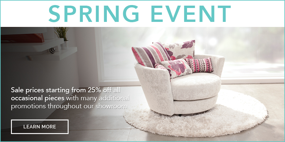 Spring Sale Event Lounge Chair